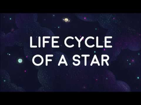 LIFE CYCLE OF A STAR - ANIMATION