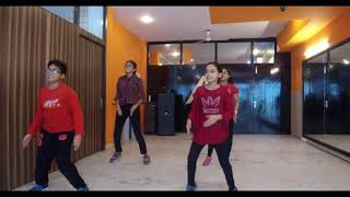 Zingaat Hindi |DANCE CHOREOGRAPHY| ADDICTIVE RHYTHM| Dhadak | Ishaan & Janhvi