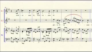Duet (2nd Soprano): Gloria in D 3 Laudamus te - Vivaldi