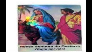 ORAÇÃO PROTETORA DE NOSSA SENHORA DO DESTERRO theraio7