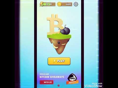 Как заработать сатоши играя в игру. Bitcoin игра.