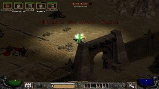 Diablo 2 амазонка, кошмар
