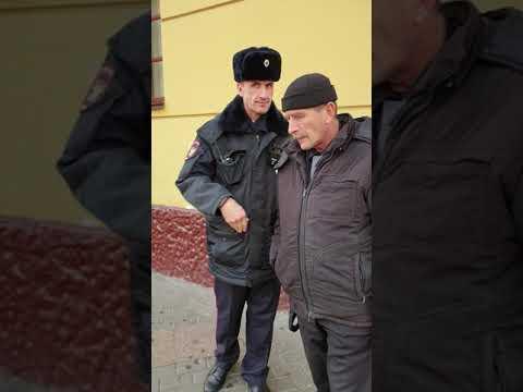 Обнаглевшая охрана Ярославского вокзала Москвы