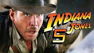 Indiana Jones 5 Starts Filming Soon!