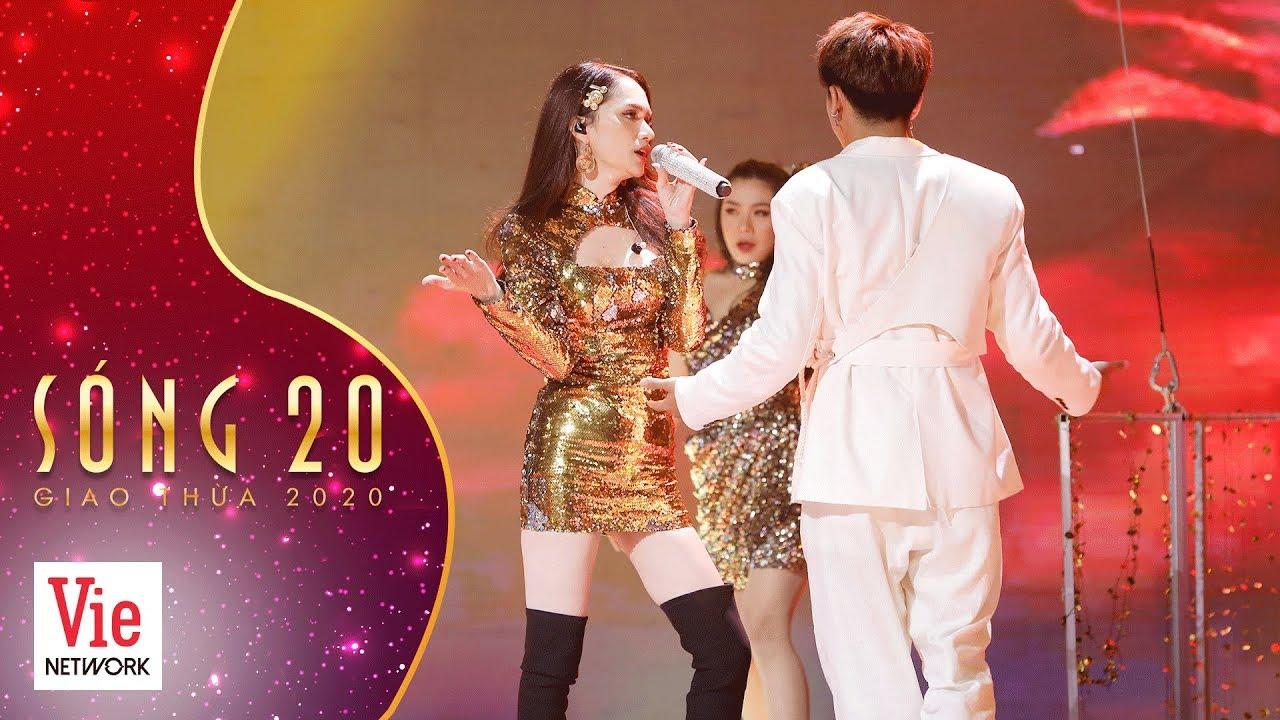 Hương Giang quẩy cực nhiệt cùng vũ đạo bốc lửa với bản hit Em Hơi Mệt Với Bạn Thân Anh l SÓNG 20