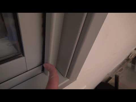 חלון כיס-זווית מסתובבת רפויה