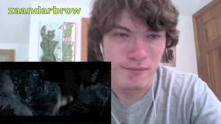 The Hobbit: The Desolation of Smaug Official Trailer#2 Reaction!!!