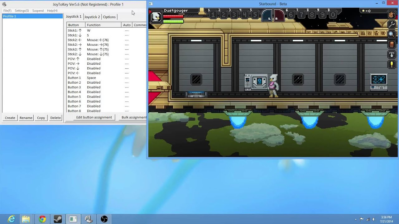 PS3 Controller for Starbound | Chucklefish Forums