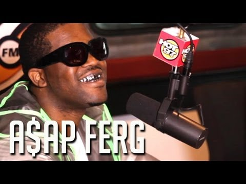 "A$AP Ferg talks ""Trap Lord"", Rihanna Rumors, Kendrick & More!!"