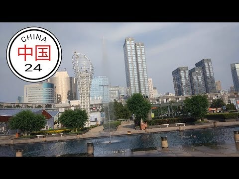 Ningbo 2018 - walk around the city