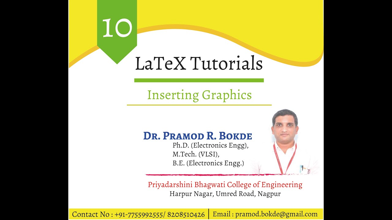 how to include graphics in latex