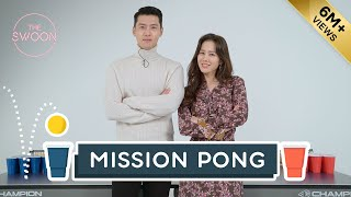 ASMR and morning calls from Hyun Bin and Son Ye-jin | Mission Pong [ENG SUB]