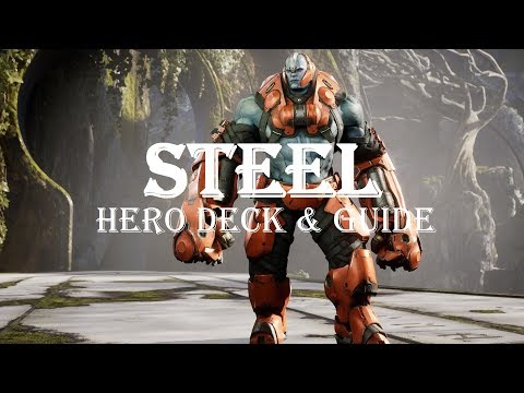 Captain Canada! | Steel Hero Deck & Guide v40