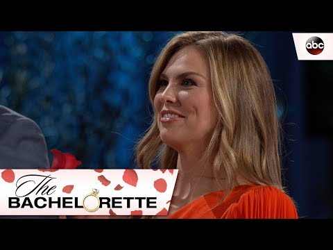 Hannah's First LIVE Rose – The Bachelorette