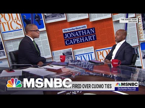 Former HRC President Alphonso David Says He Was Unjustly Fired