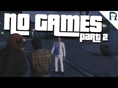 The LEANBOIS - No Games - p2 // Lirik GTA 5 RP Highlights