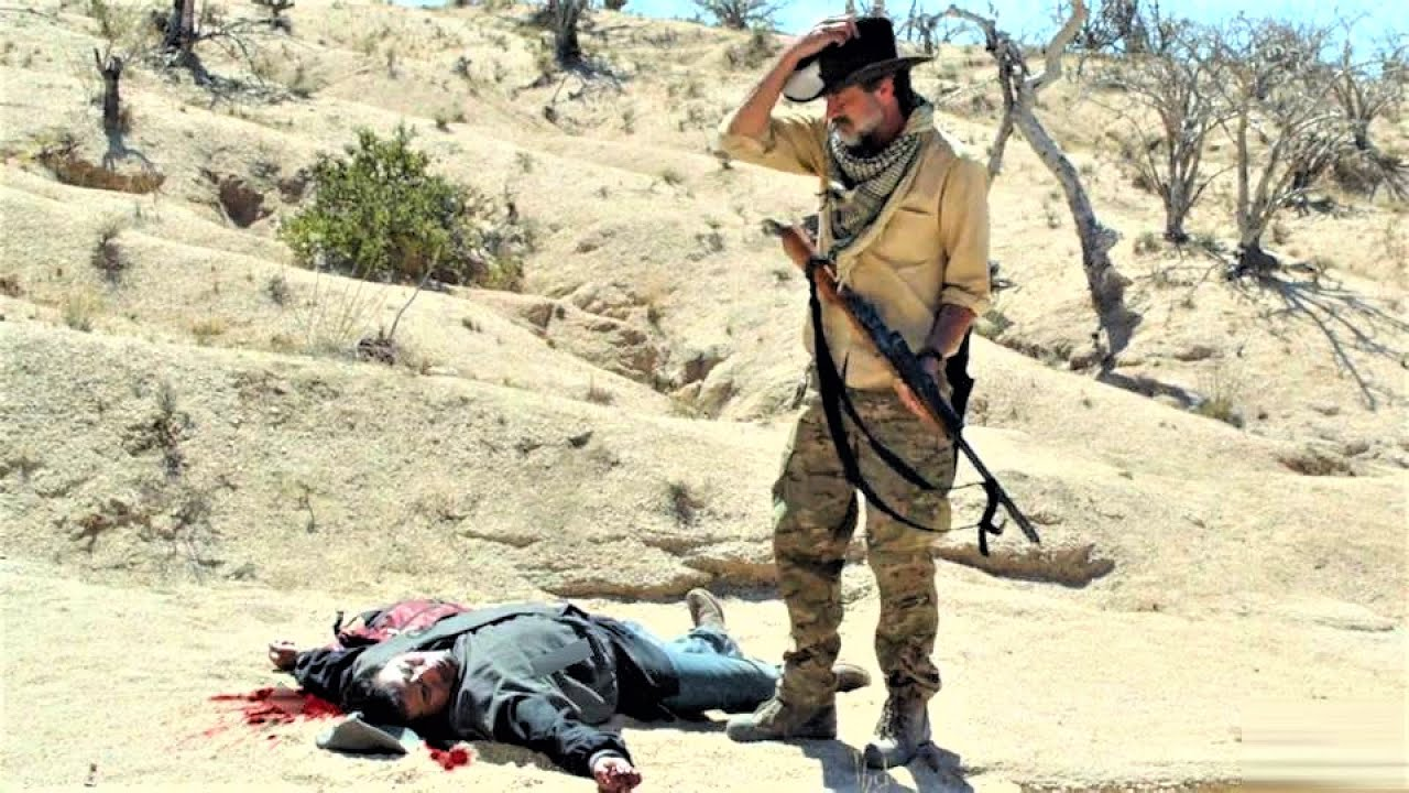 Desierto: (2015) Film Explained in Hindi/Urdu | Desierto Border Sniper Summarized हिन्दी