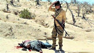 Desierto: (၂၀၁၅) ရုပ်ရှင်၊ Desierto Border Sniper हिन्दीအကျဉ်းချုပ်