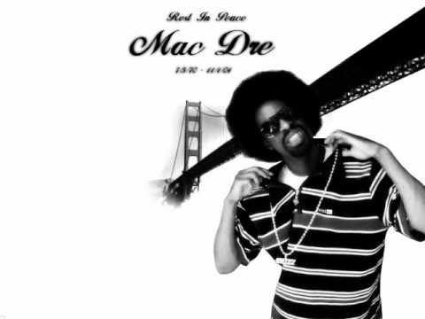 Mac Dre - Gangsta Mac