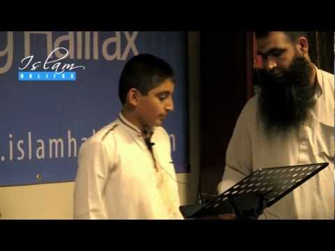 Islam Halifax Quran competition