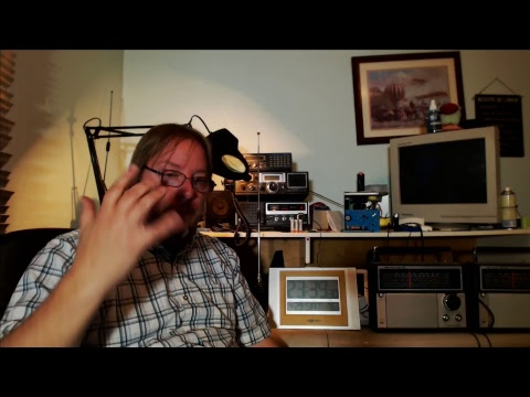 Live Shortwave radio show Saturday April 29th 2017
