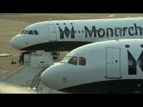 Monarch goes into administration