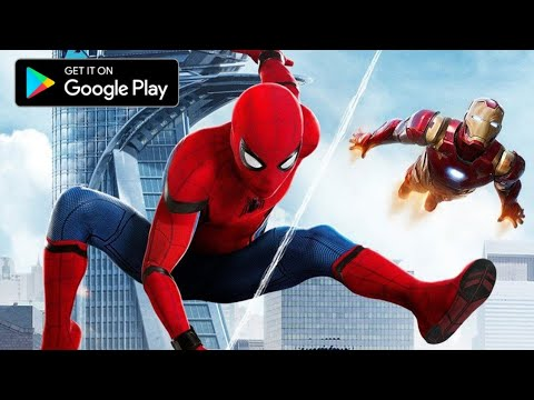 TOP 5 [OFFLINE] HIGH GRAPHICS MARVEL GAME FOR ANDROID 2019 | HINDI ME | HIGH QUALITY