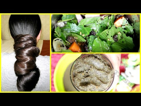 how to grow hair fast/ hair growth tonic/indiangirlchannel trisha