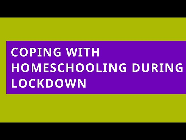 Audio Read: How Are Parents Coping with Homeschooling During Lockdown?