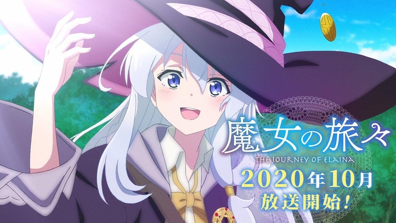 TVアニメ『魔女の旅々』PV第2弾(2020年10月放送開始!) - YouTube