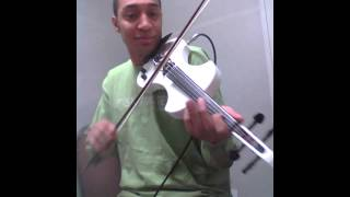 Ants Marching - Dave Matthews Band (Violin Cover)