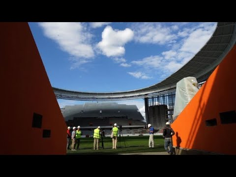 Russia gears up to host 2018 FIFA World Cup