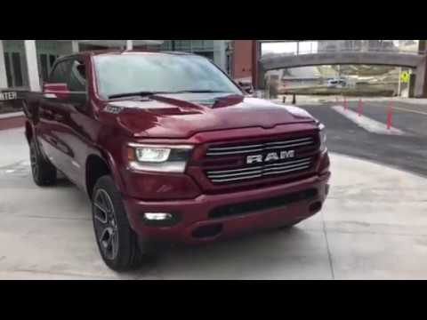 New 2019 Ram 1500 Laramie Nemer Ram Of Saratoga Mike O