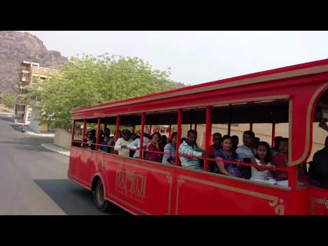 Ramoji Film City Tour Part 1