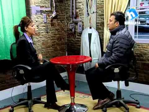Health Station with Dr. Bikash Nepal