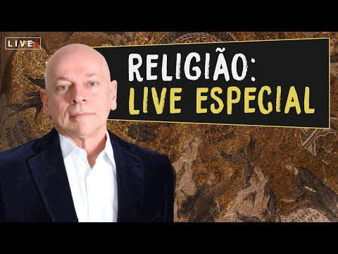RELIGIÕES #5 LIVE COM OS SEGUIDORES