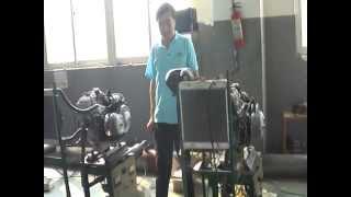 500cc Engine