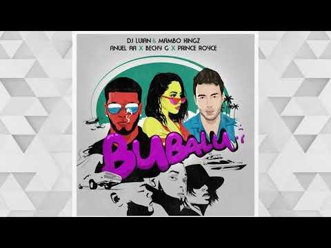 Anuel AA Feat. Becky G, Prince Royce - Bubalu  (Audio)