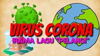 Virus Corona  [COVER] - Pelangi