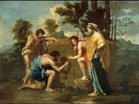Poussin raccontato da Federico Zeri prima parte
