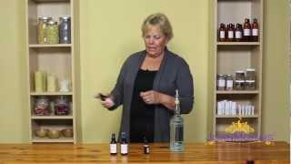 How To Make Aromatherapy Room Spray: Eucalyptus Room Spray - Episode 3 Thumbnail