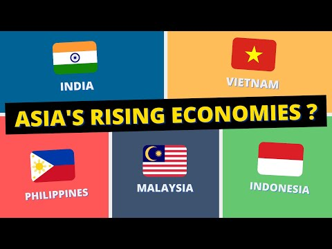 Next Economic Powers of Asia