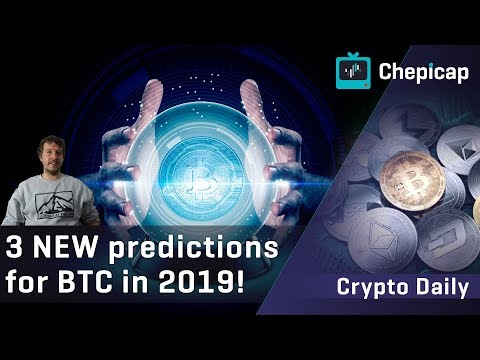 Bitcoin Price Prediction Goes VIRAL! BTC To $87k By 2020! | Cryptocurrency News | Chepicap