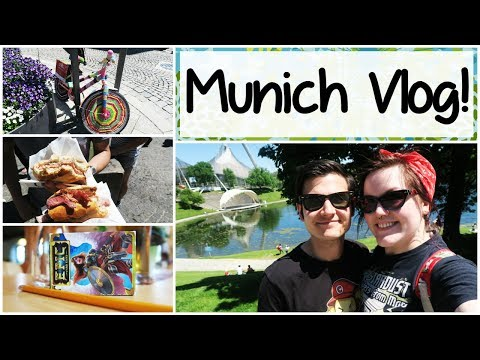 Munich Madness Vlog! ¦ The Corner of Craft