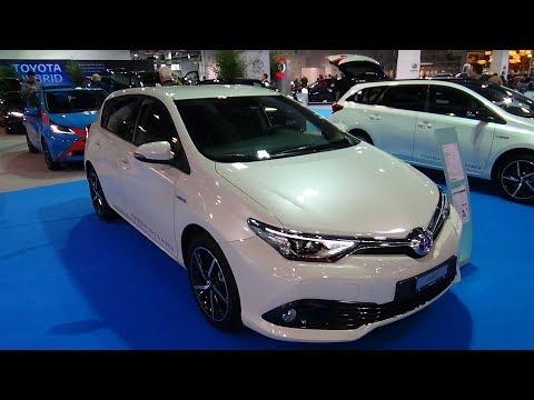 2018 Toyota Auris - Exterior and Interior - Auto Zürich Car Show 2017