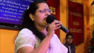 Worship Watch Nite Service 2013 - El-Shaddai Ministries Singapore - Melody of Songs