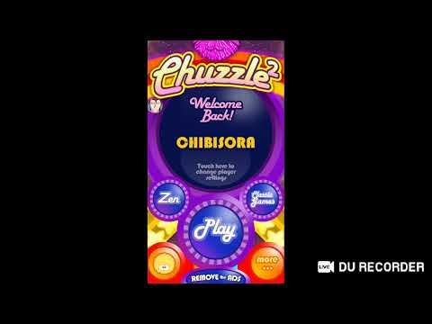 Chuzzle Game Play