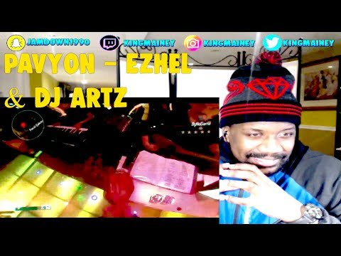 (TURKISH)Pavyon - Ezhel & DJ Artz (Official Video)REACTION!!