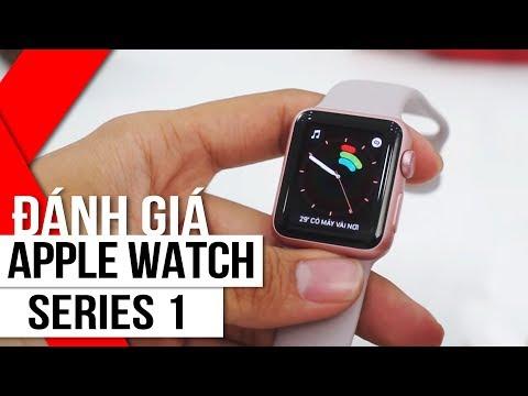 FPT Shop - Đánh Giá Những Tính Năng Nổi Bật Của Apple Watch Series 1