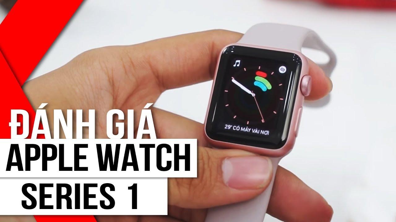 FPT Shop – Đánh giá những tính năng nổi bật của Apple Watch Series 1